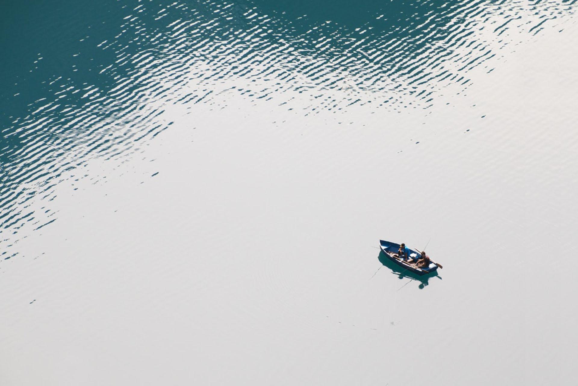 Kalau Kail Panjang Sejengkal Jangan Lautan Hendak Diduga